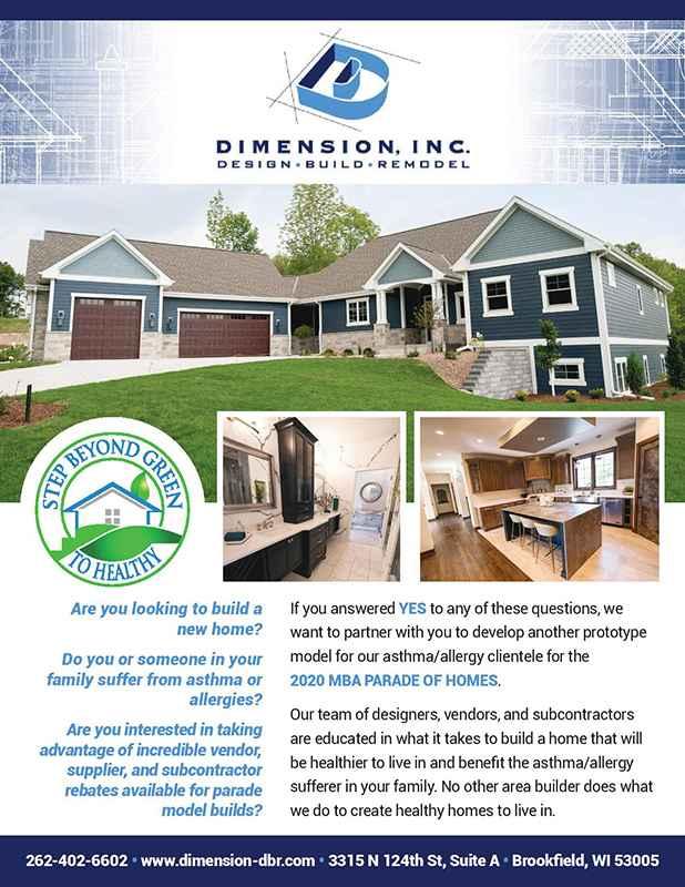 Dimension Design, Build, Remodel Inc